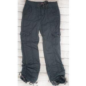 Unionbay Charcoal Grey Cargo Pants